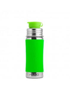 Gourde en inox Pura 325 ml Sport - Vert