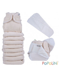 Pack TU Coton Soft Organic