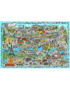 Tapis de jeu - Fourmily Paris