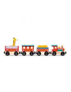 Story - Train circus