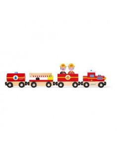 Story - Train pompiers