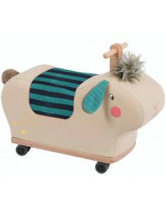 Mouton roues folles - Les Zig et Zag