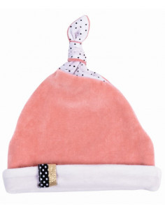 Petit Pois Dort - Bonnet 0-1 mois