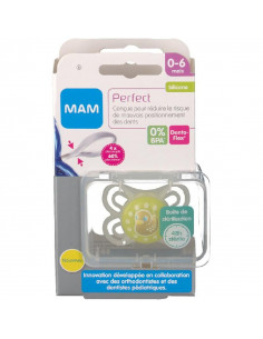 MAM Perfect 0-6 mois - Unisex