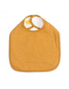 Bavoir imperméable tetra jersey - Golden