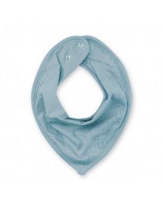Bandana imperméable tetra jersey - Bleu minéral