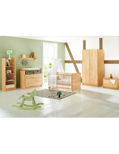 Chambre de bebe 3pc - Natura