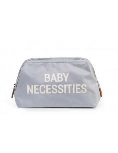 Trousse de toilette Baby Necessities - Grey White
