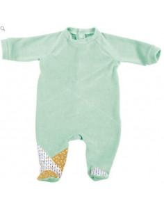 Pyjama/Barboteuse Jeux d'enfants Mosaïque - 1 mois