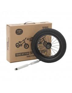 Trybike Steel - Kit 3ème roue noire