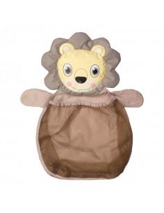 Filet pour jouets de bain - Lion