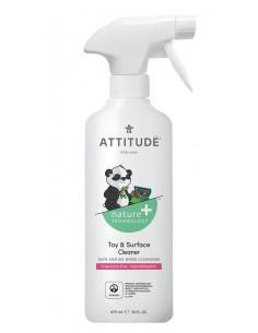 Nettoyant désinfectant naturel jouets et surfaces - Sans parfum