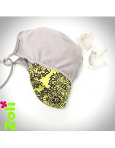 Chapeau soleil Beguin - Pissenlit