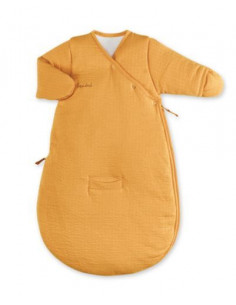 Gigoteuse Magic Bag 0-3m pady tetra jersey - Golden