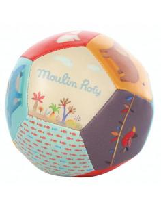 Balle souple 10cm - Les Papoum