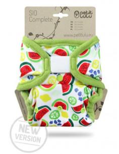 Couche complète Petit Lulu - Melons