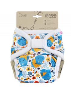 Culotte de protection Velcros XL Petit Lulu - Hippos