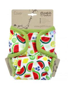 Culotte de protection Pressions TU Petit Lulu - Melons