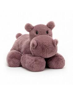 Peluche Hippo Huggady - Large 32cm