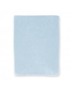 Housse coussin à langer Eponge Coolay - Bleu B4