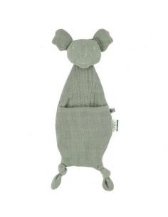 Doudou attache sucette Koala - Bliss Olive