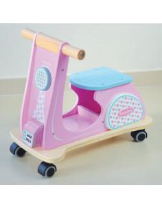 Trotteur Jamm Scott - Pink Racer