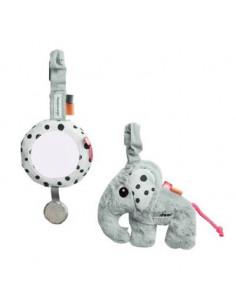 Set de 2 jouets d'activité Done By Deer - Set Grey