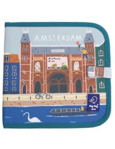 Cahier réutilisable JaqJaqBird - City Amsterdam