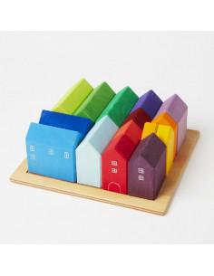 Maisons en bois Grimms - 15pc