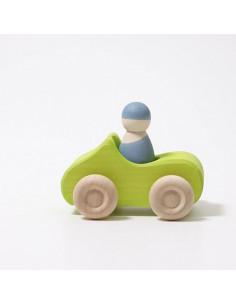 Voiture cabriolet - Green