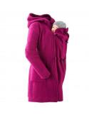Manteau laine avec membrane coupe vent - Berry