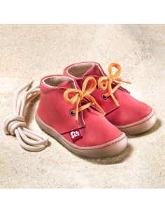 Chaussure cuir Pololo Juan 21 - Pepper