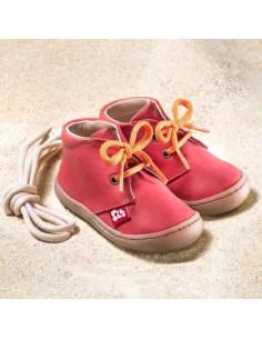 Chaussure cuir Pololo Juan 19 - Pepper