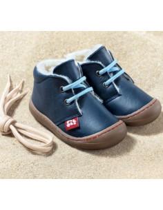 Chaussure cuir Pololo Juan 21 - Tobago
