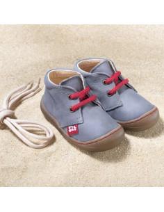 Chaussure cuir Pololo Juan 23 - Graphit