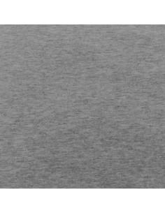 Housse coussin d'allaitement - Jersey melange grey