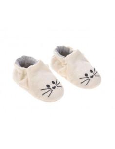 Chaussons bébé - Little Chums Cat