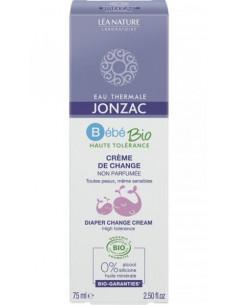 Crème de change bio Jonzac non parfumée - 75ml