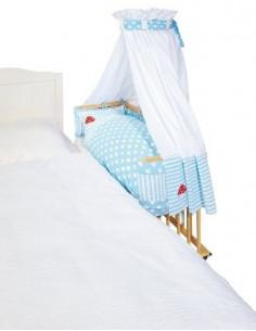 Parure pour lit cododo 4pc