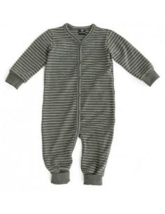 Pyjama Interlock La Línea T62/68- Anthracite