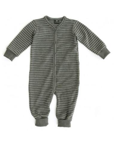 Pyjama Interlock La Línea T50/56- Anthracite