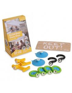 Tent tools kit mini - Construis ta propre cabane