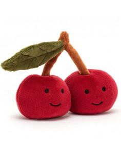 Peluche fabulous fruit cherry