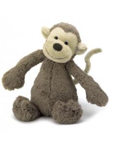 Peluche bashful monkey - Medium