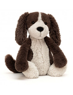 Peluche Bashful Fudge Puppy - Small