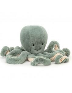 Peluche pieuvre Odyssey Octopus - Medium