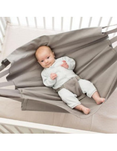 Hamac bébé Peppa - Taupe