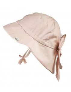 Chapeau de soleil Elodie 2-3ans- Powder pink