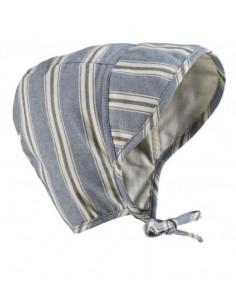 Chapeau de soleil Elodie 0-3mois - Sandy stripe