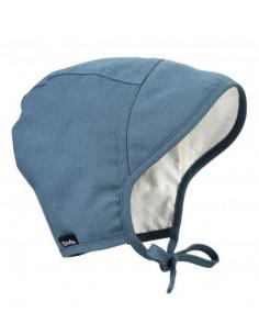 Chapeau de soleil Elodie 3-6mois - Juniper blue